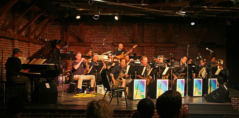 Full Spectrum Jazz at 2012 San José Jazz Festival