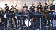 FSJ Big Band at the San José Jazz Festival